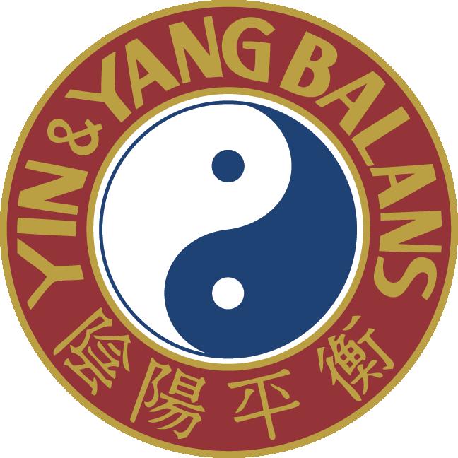 logo yin en yang balans